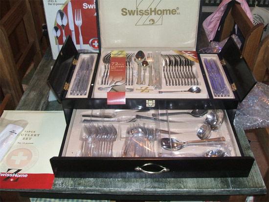 Посуда Swiss Home