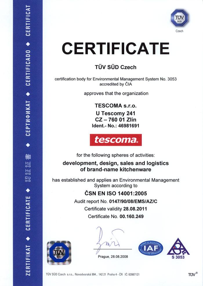 Продукция Tescoma