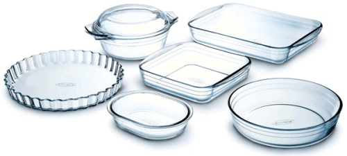 Жаропрочная посуда