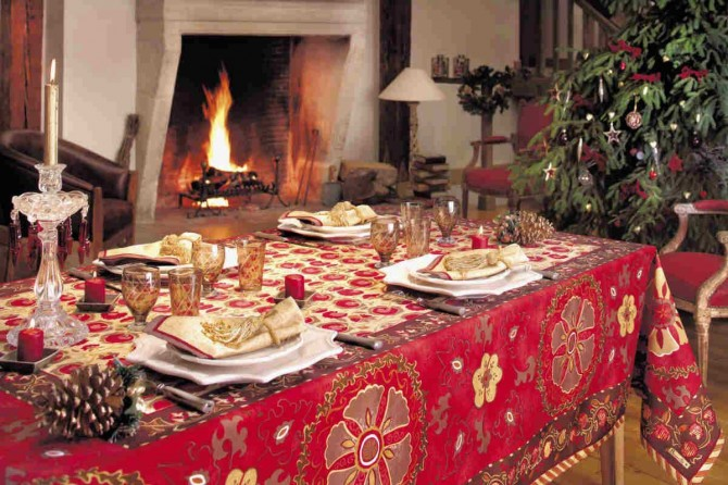 for Table design for new year